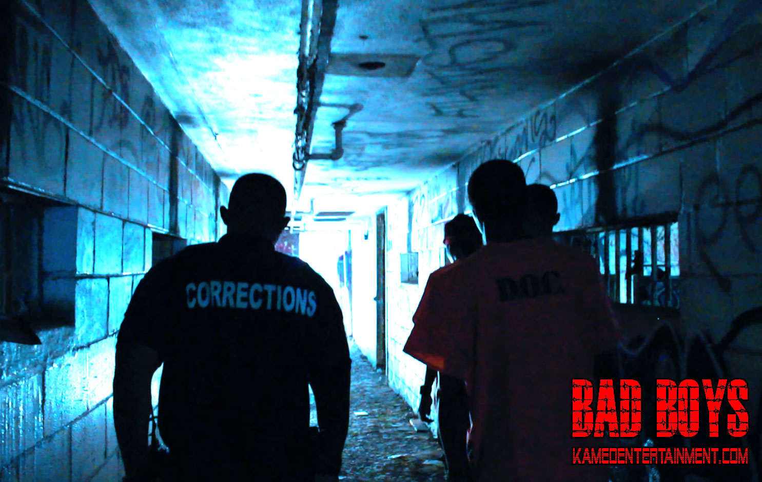 BAD BOYS PRISON LIFE PT 1.